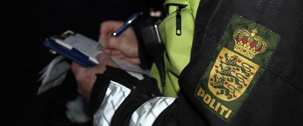 Kokain konfiskeret fra narko- og spirituspåvirket bilist