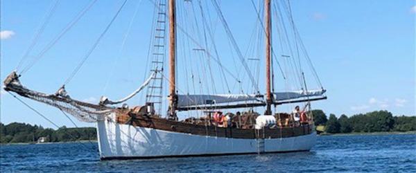 Sommerlejre til søs er populære: De unge får oplevelsen af et fællesskab