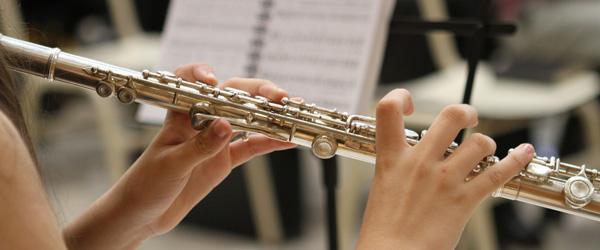Ung musik på plejecentrene
