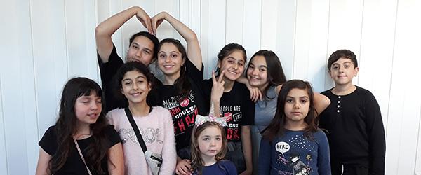 Dansk Ungdoms Fællesråd har uddelt 50.000 kr. til to foreninger i Frederikshavn Kommune