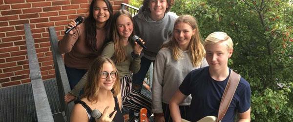 Masser af sommeraktiviteter i Musikskolen