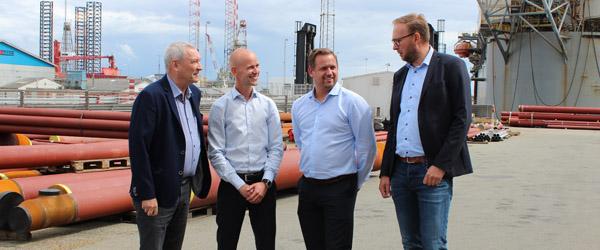 NorSea Denmark etablerer sig i Frederikshavn