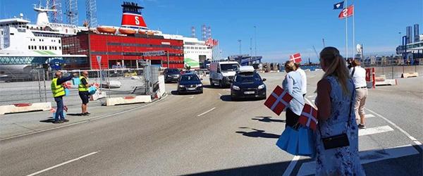 Stena tilbage i Frederikshavn