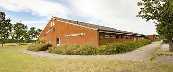 Bannerslundhallen overdrages til selvejende institution