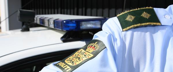 Person udgiver sig for at være fra politiet