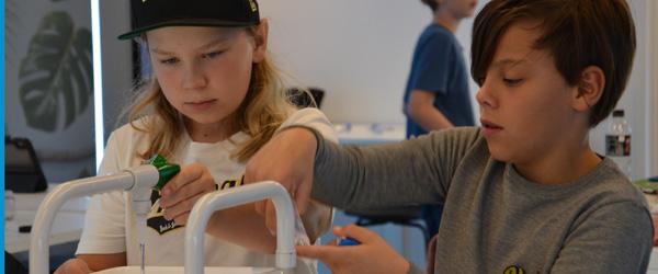 Nu kan skoler i Nordjylland booke undervisningsforløb fra LIFE