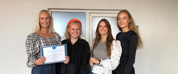 Frederikshavn Handelsskole satte fokus på corona
