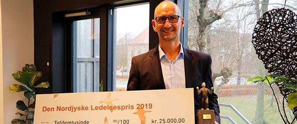 Nu går jagten ind på Nordjyllands dygtigste leder 2020