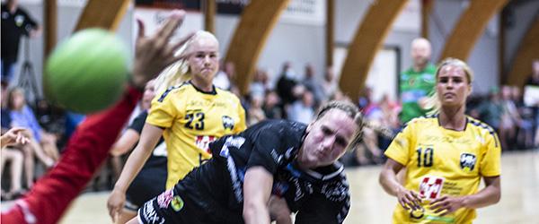 Håndbold: Vigtige point på spil i Drinx Arena
