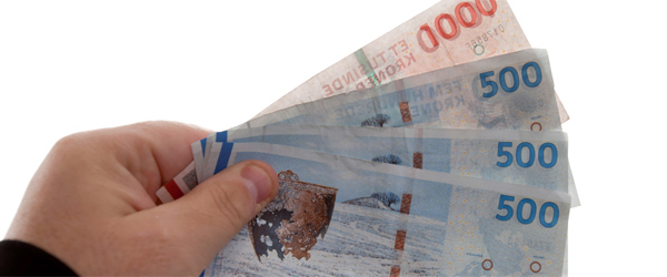 Problemer for borgere i botilbud at få kontanter