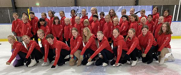 Stor interesse for skøjtecamp i Frederikshavn