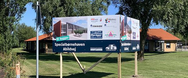Realdania støtter ombygningen af Frydestrandskolen med knap 1 mio. kr.