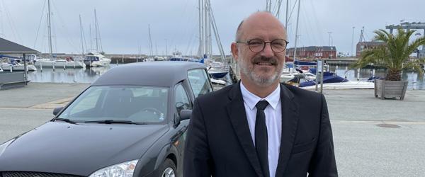 Jens Maajen er ny bedemand i Strandby
