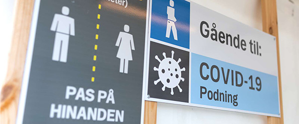 Sådan bliver du fremover coronatestet i Nordjylland