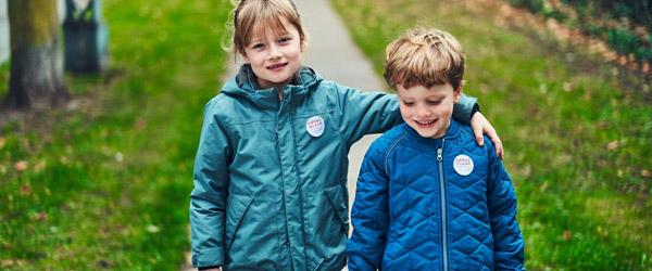 Rekordmange danskere går på gaden for at støtte udsatte børn