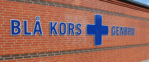 Blå Kors genåbner sin genbrugsbutik i Frederikshavn