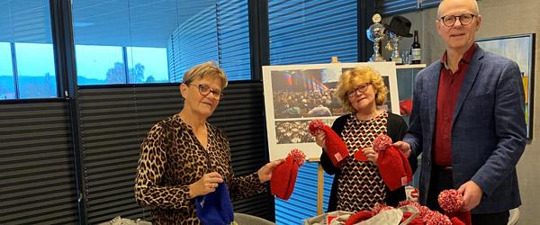 Frederikshavn sender EM-hilsen til Herning