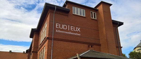 EUD og EUX er klar til at modtage nye elever