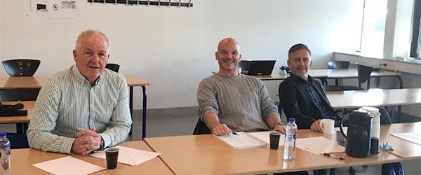 Frederikshavn Handelsskole gennemfører Løvens Hule med stor succes