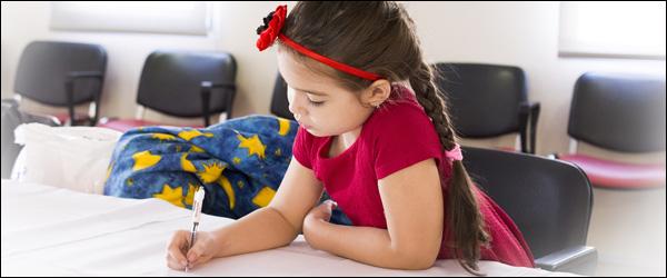 Mildere restriktioner: Børnenes hverdag er på plads
