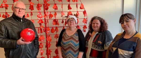 Næstehjælperne gør julen hjertevarm i Frederikshavn