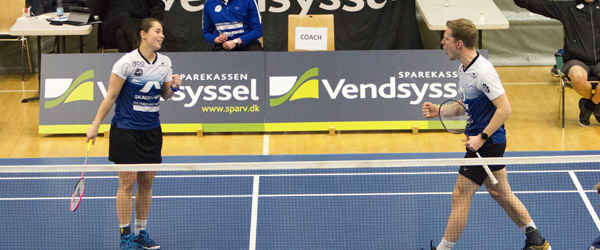 VEB vinder over de danske mestre