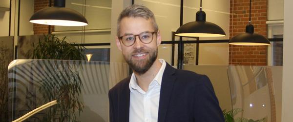 Ny erhvervskundechef i Nordjyske Bank i Frederikshavn