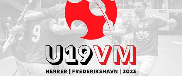 VM i Floorball kommer til Frederikshavn i 2023