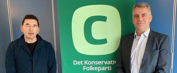 Konservative præsenterer Flemming Kent Vesterby Agerskov