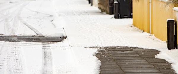Her er 5 gode råd til at sikre, at naboen ikke falder