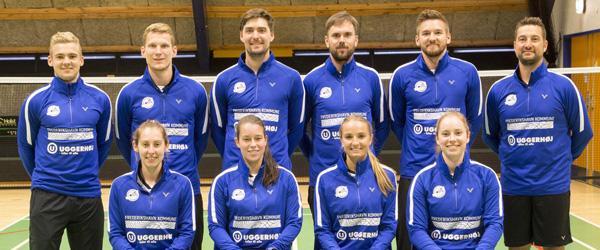 Grundspilsfinale i Badmintonligaen: VEB møder Team Skælskør-Slagelse
