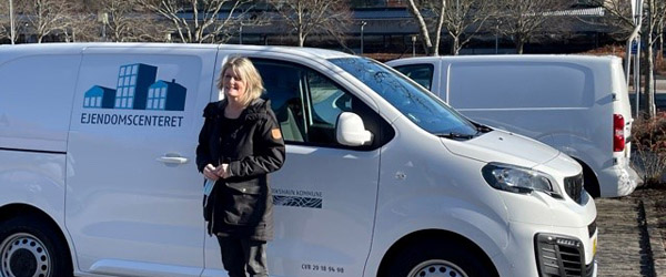 Frederikshavn Kommune investerer i miljøvenlige transportmidler