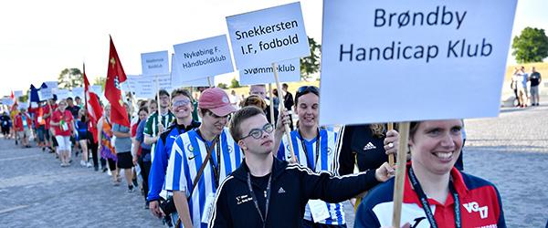 Frederikshavn får Special Olympics-værtskab i 2024
