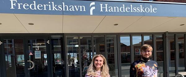Tre lærere på Frederikshavn Handelsskole nomineret til Politikens undervisningspris