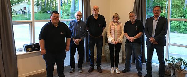 Genvalg af formand og næstformand i Dansk Folkeparti Frederikshavn