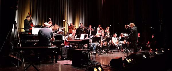 Jazz på højt plan med Nordkraft Big Band