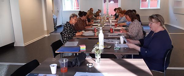 Dagpleje i Skagen satte fornyet fokus på optimale forhold for børn