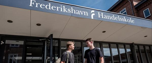 Frederikshavn Handelsskole kan nu sende elever i praktik i Dublin