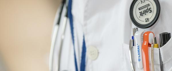 Patienter berørt af konflikt får direkte besked