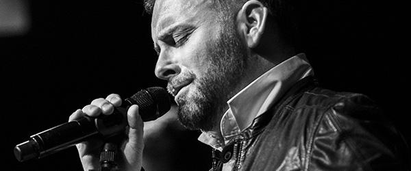Jesper Lundgaard fortolker Elvis i Det Musiske Hus