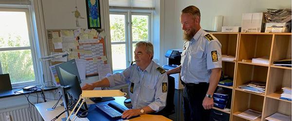 Læsø får ny landbetjent