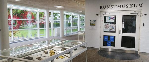 Nye tiltag på Frederikshavn Kunstmuseum