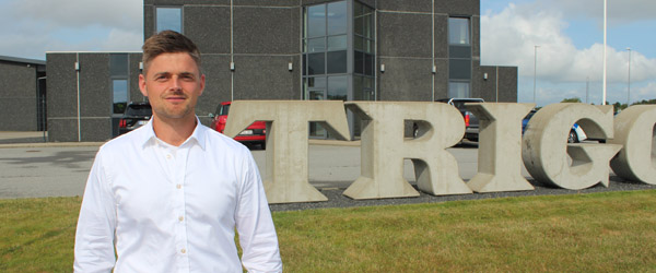 Ny TRIGON-direktør: Mere fokus på entreprenørforretningen