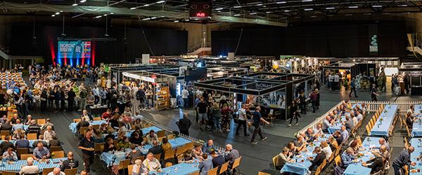 Arena Nord er klar til Nordic Brew Festival