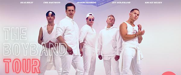 Arena Nord slår dørene op til pop-nostalgi med 'The Boyband Tour'
