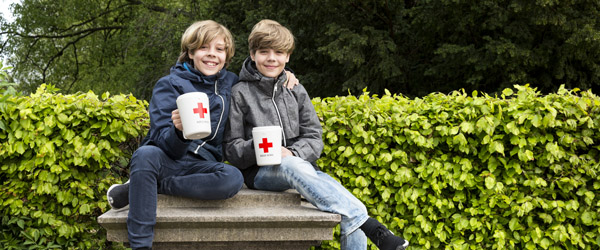 Røde Kors opfordrer Frederikshavn til at samle ind