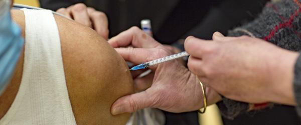 Nu er vaccinationerne rykket tæt på igen